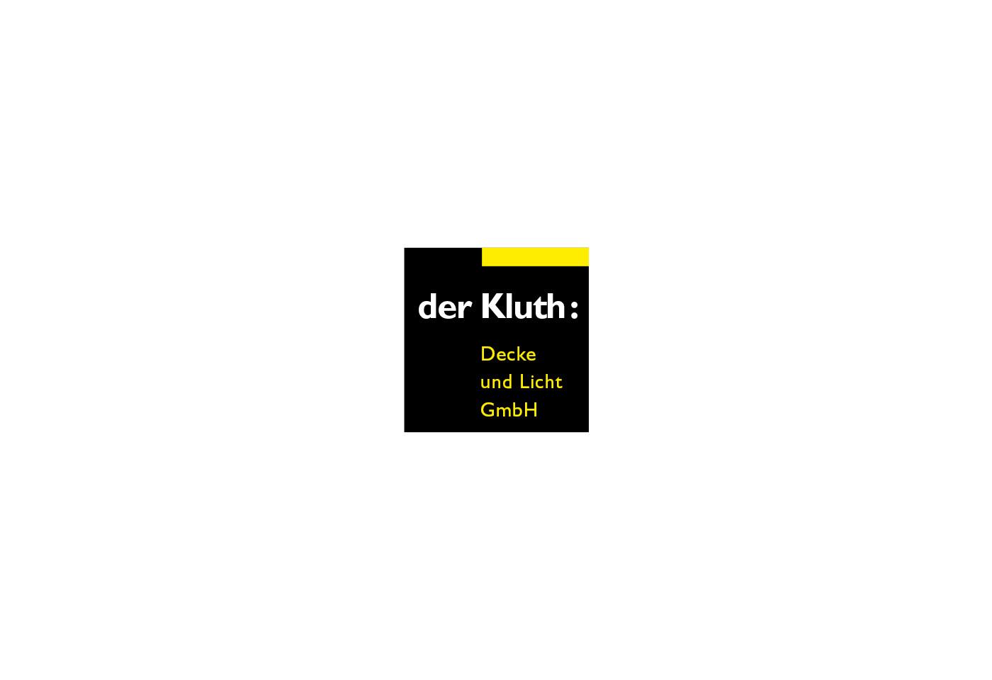 der Kluth – Decke und Licht GmbH