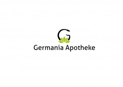 Germania Apotheke | Logo | 2015